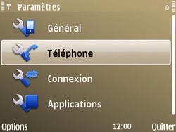 Nokia E72 - Réseau - utilisation à l'étranger - Étape 8