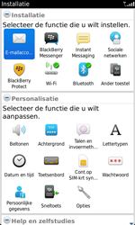 BlackBerry 9860 Torch - E-mail - Handmatig instellen - Stap 5