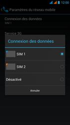 Wiko Stairway - Internet - Activer ou désactiver - Étape 7