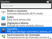 BlackBerry 9620 - Internet (APN) - Como configurar a internet do seu aparelho (APN Nextel) - Etapa 4