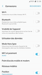 Samsung Galaxy A3 (2017) (A320) - Internet et connexion - Accéder au réseau Wi-Fi - Étape 5