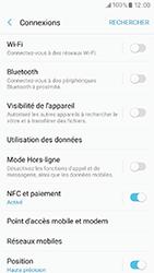 Samsung Galaxy A3 (2017) - Wifi - configuration manuelle - Étape 4