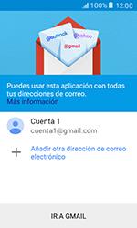 Samsung Galaxy J1 (2016) (J120) - E-mail - Configurar Gmail - Paso 16