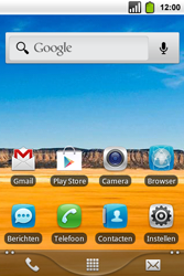 Alcatel OT-991 Smart - MMS - Afbeeldingen verzenden - Stap 1