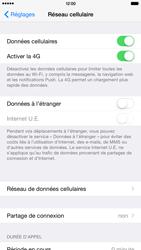 Apple iPhone 6 Plus iOS 8 - Internet et connexion - Activer la 4G - Étape 5