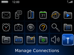 BlackBerry 9700 Bold - Internet - Enable or disable - Step 3