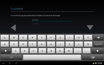 Sony Xperia Tablet Z - Aplicaciones - Tienda de aplicaciones - Paso 5