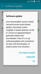 Samsung J500F Galaxy J5 - Software update - update installeren zonder PC - Stap 7