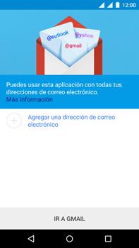 Motorola Moto X Play - E-mail - Configurar correo electrónico - Paso 7