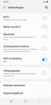 Samsung galaxy-a8-2018-sm-a530f-android-pie - Bluetooth - Aanzetten - Stap 4