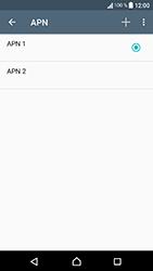 Sony Xperia XA1 - Mensajería - Configurar el equipo para mensajes multimedia - Paso 16