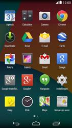 LG D821 Google Nexus 5 - E-mail - e-mail instellen: IMAP (aanbevolen) - Stap 3