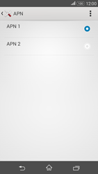 Sony E2003 Xperia E4 G - Internet - Configuration manuelle - Étape 17