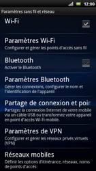Sony Ericsson Xperia Play - Mms - Configuration manuelle - Étape 5