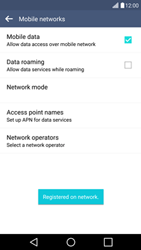 LG H525N G4c - Network - Usage across the border - Step 11