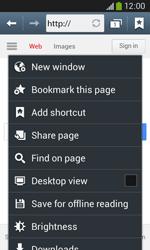 Samsung Galaxy Core Plus - Internet - Internet browsing - Step 11