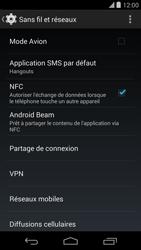 LG D821 Google Nexus 5 - Internet - activer ou désactiver - Étape 5