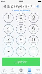 Apple iPhone 5s - Mensajería - Configurar el equipo para mensajes de texto - Paso 5