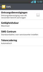 LG E460 Optimus L5 II - SMS - handmatig instellen - Stap 9