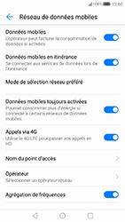 Huawei P10 - Internet - Désactiver du roaming de données - Étape 5