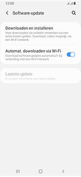 Samsung galaxy-a40-dual-sim-sm-a405fn - Software updaten - Update installeren - Stap 5