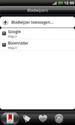 HTC S510e Desire S - Internet - hoe te internetten - Stap 10
