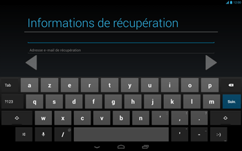 Acer Iconia Tab A3 - Applications - Télécharger des applications - Étape 17
