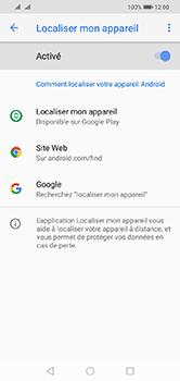Huawei Y7 (2019) - Appareil - configurer Localiser mon appareil - Étape 6