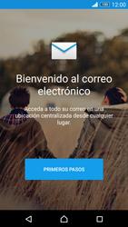 Sony Xperia Z3 - E-mail - Configurar Yahoo! - Paso 5