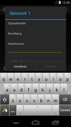 Acer Liquid Jade S - WiFi - Handmatig instellen - Stap 8