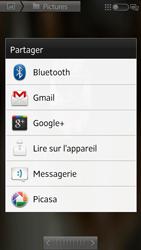 Sony Xpéria S - Photos, vidéos, musique - Envoyer une photo via Bluetooth - Étape 9