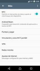 Sony Xperia E5 (F3313) - Mensajería - Configurar el equipo para mensajes multimedia - Paso 5