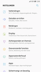 Samsung Galaxy S6 - Android Nougat - Internet - buitenland - Stap 4