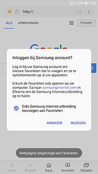 Samsung J730F Galaxy J7 (2017) (DualSIM) - Internet - internetten - Stap 10