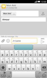 Alcatel Pop S3 (OT-5050X) - MMS - envoi d'images - Étape 11