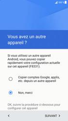 Sony Xperia XZ (F8331) - Premiers pas - Créer un compte - Étape 9