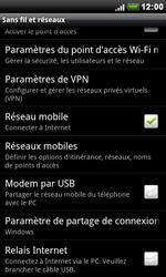 HTC S510e Desire S - Réseau - utilisation à l'étranger - Étape 8