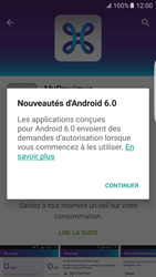 Samsung Galaxy S6 Edge - Android M - Applications - MyProximus - Étape 9