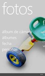 Nokia Lumia 520 - Bluetooth - Transferir archivos a través de Bluetooth - Paso 4