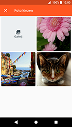 Sony Xperia XZ Premium - Android Oreo - MMS - afbeeldingen verzenden - Stap 11