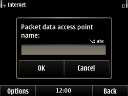 Nokia E6-00 - Internet - Manual configuration - Step 11