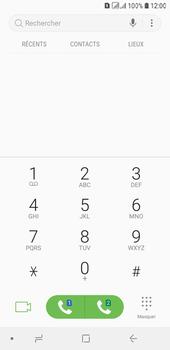 Samsung Galaxy A6 - Messagerie vocale - configuration manuelle - Étape 5
