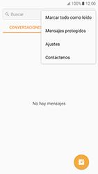 Samsung Galaxy A5 (2017) (A520) - Mensajería - Configurar el equipo para mensajes de texto - Paso 5
