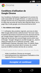 Sony D6503 Xperia Z2 - Internet - navigation sur Internet - Étape 3
