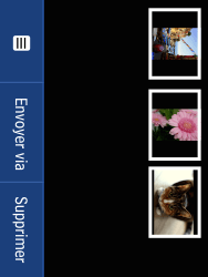 LG T385 - Photos, vidéos, musique - Envoyer une photo via Bluetooth - Étape 4