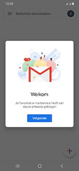 Samsung Galaxy A20e - E-mail - handmatig instellen (gmail) - Stap 14