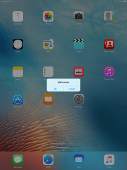 Apple iPad Pro 12.9 (1st gen) - iOS 9 - Internet - Manual configuration - Step 13