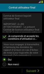 Samsung Galaxy Ace 3 - Premiers pas - Créer un compte - Étape 8