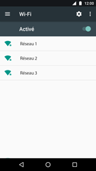 Motorola Moto G5 - Wi-Fi - Se connecter à un réseau Wi-Fi - Étape 6