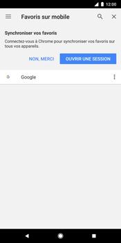 Google Pixel 2 XL - Internet - Navigation sur internet - Étape 13